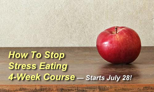 How To Stop Stress Eating Course