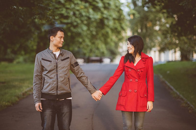Engagement shoot: Hand in hand, together forever :)