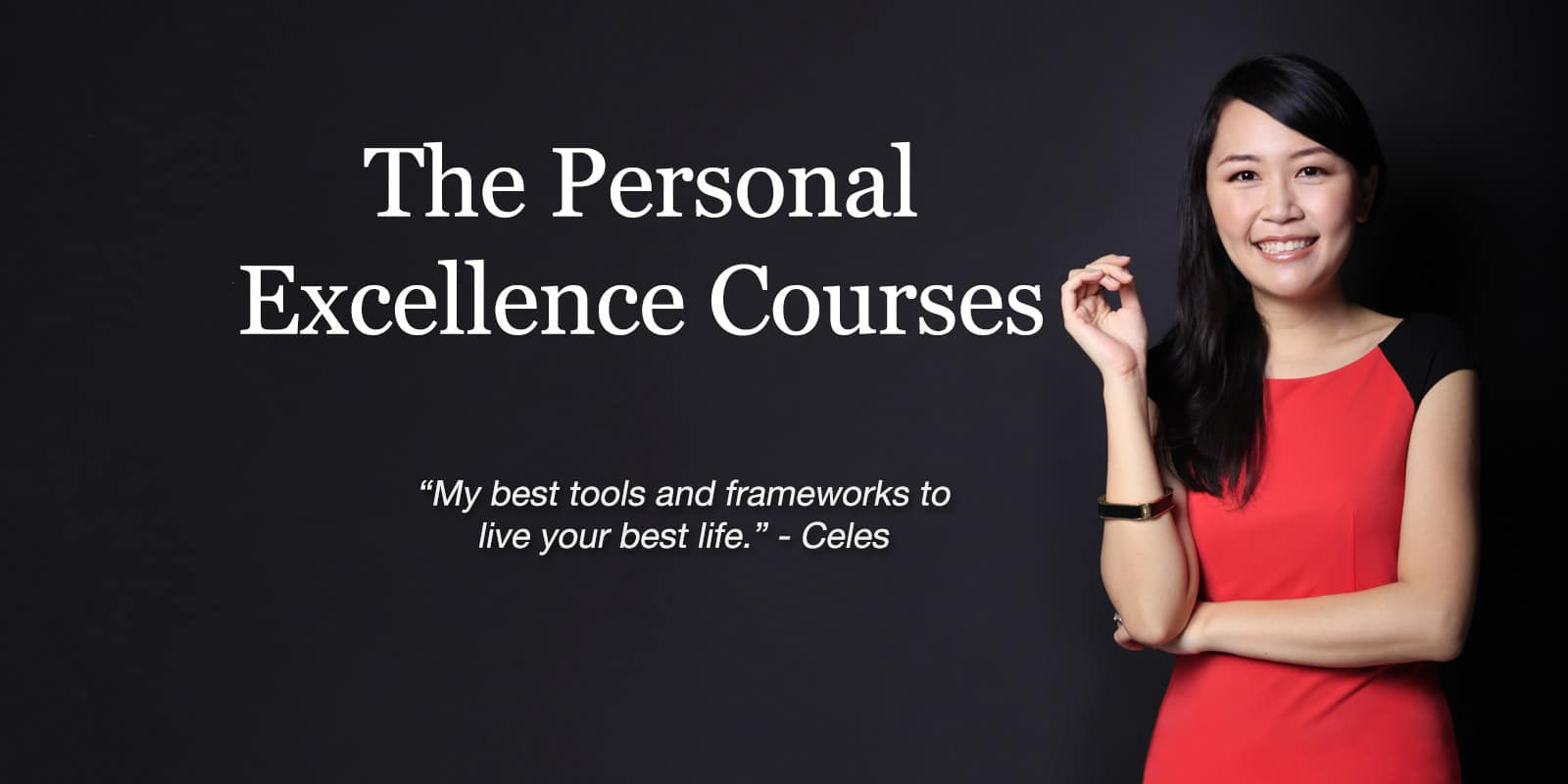 Personal Excellence Courses