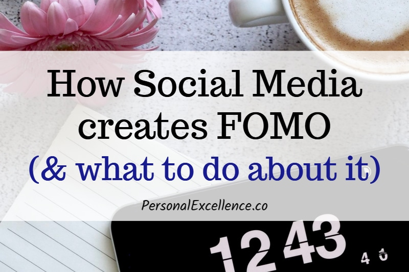 How Social Media Creates FOMO (and What To Do About It)