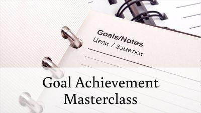 Course Card: Goal Achievement Masterclass