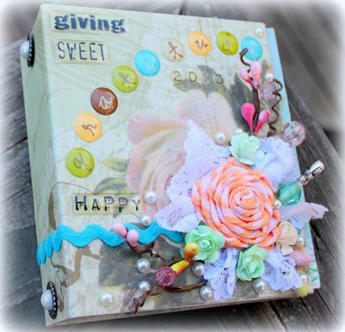 Gratitude Journal by Carli Groven