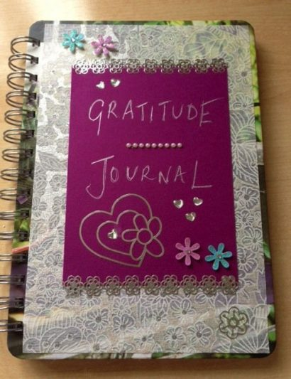 Gratitude Journal by Jane