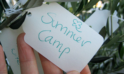 """Summer camp"""