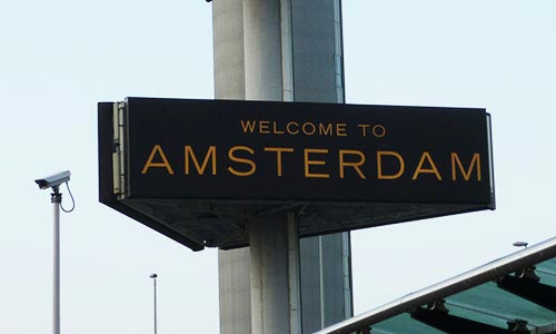 Welcome to Holland, Amsterdam