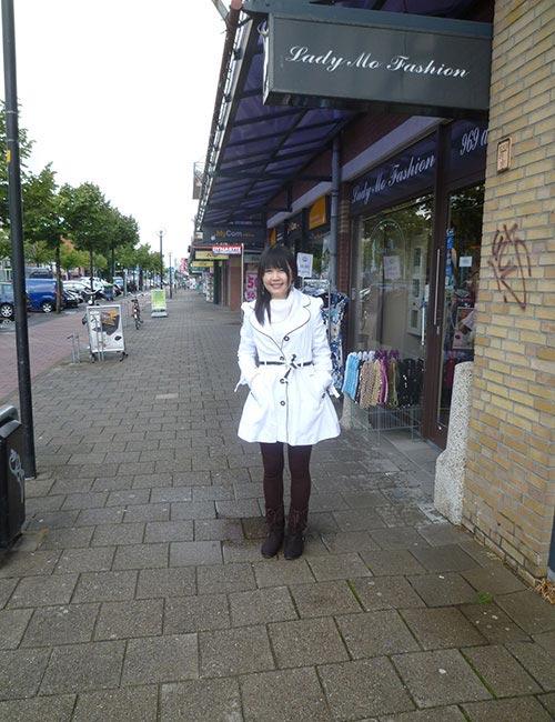 Street in Hoofddorp