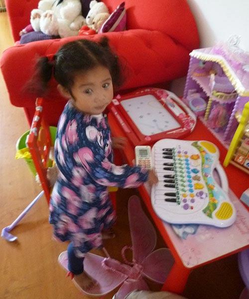 Louisa - My friend's daughter