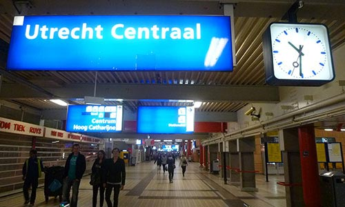 Utrecht Central Station