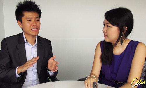Interview with Benjamin Loh, Public Speaking Coach Extraordinaire