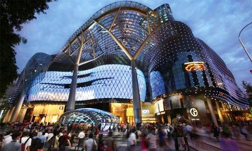 Ion Orchard in Singapore