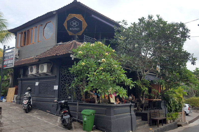 Ubud: Kismet Restaurant