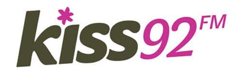 Kiss92 FM Logo