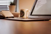 Laptop: Common Mistakes When Writing Business Proposals