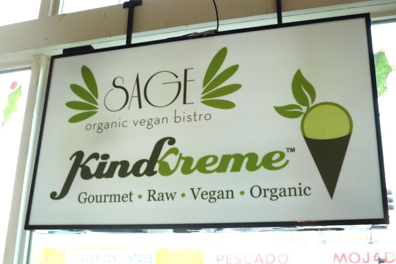 Sage Organic Vegan Bistro