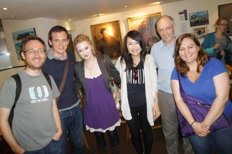 Edinburgh PE Readers Meetup - Group Shot #2