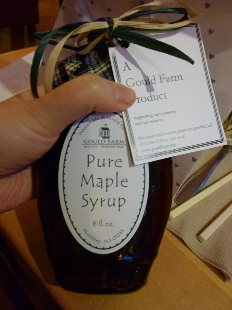 NYC Meet-up pure maple syrup