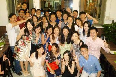 SG PE Readers Meetup (Jul 27, 2014)