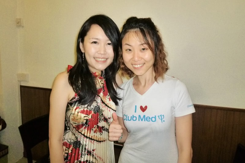 SG PE Readers Meetup (Jul 27, 2014): Celes and Sharon