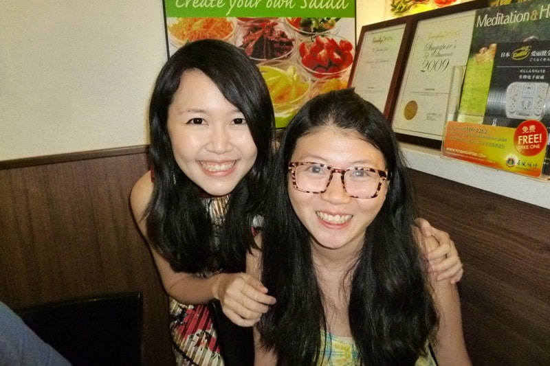SG PE Readers Meetup (Jul 27, 2014): Celes and Wanxuan