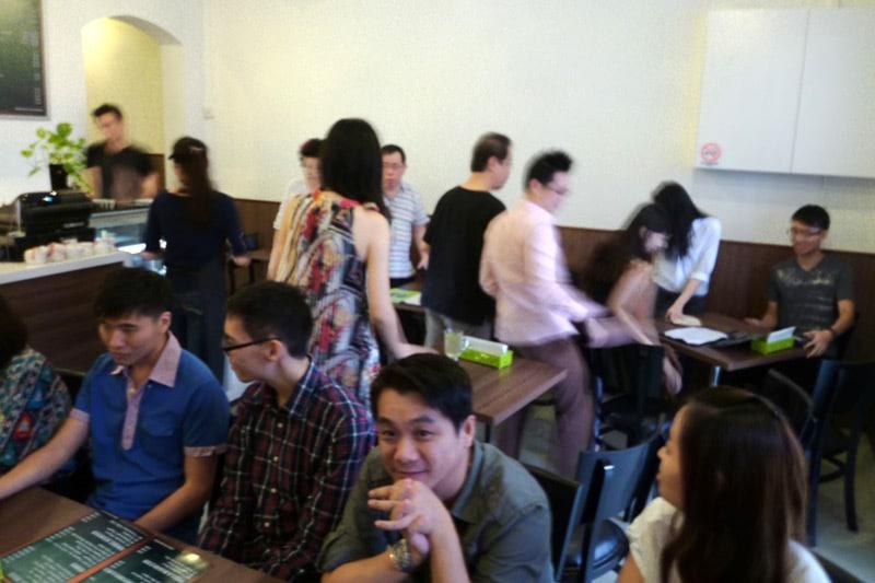 SG PE Readers Meetup (Jul 27, 2014): Pre-event