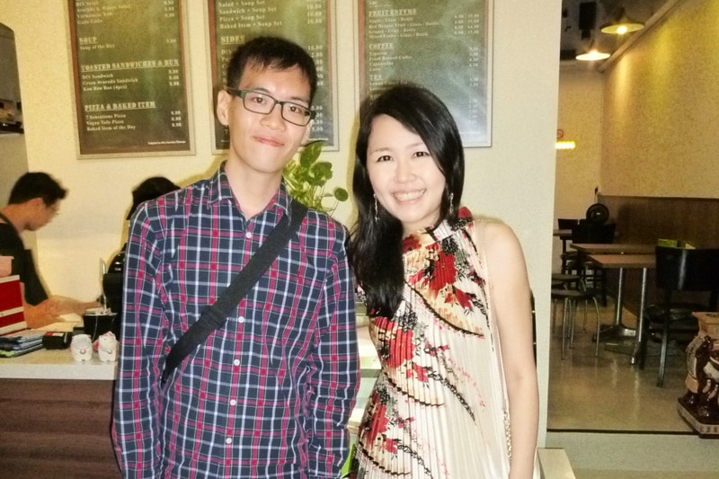 SG PE Readers Meetup (Jul 27, 2014): Samuel and Celes