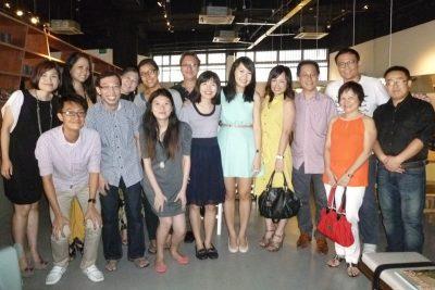 Singapore PE Readers Meetup in June 2013, Group Shot