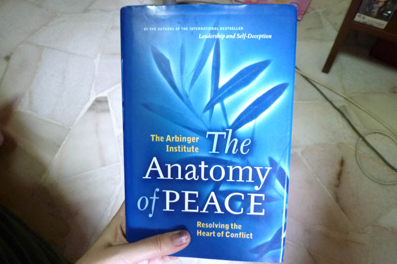 Book — Anatomy of Peace