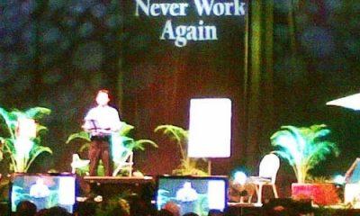 Never Work Again Seminar, Day 4