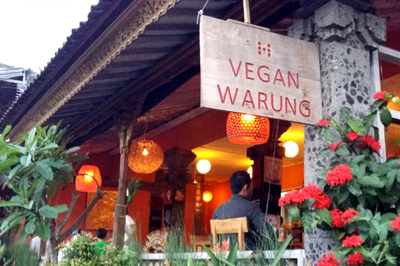 Ubud: Nine Heaven Vegan Warung