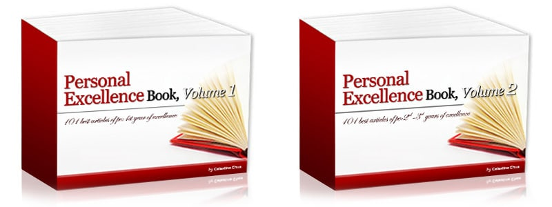 Personal Excellence Book Series