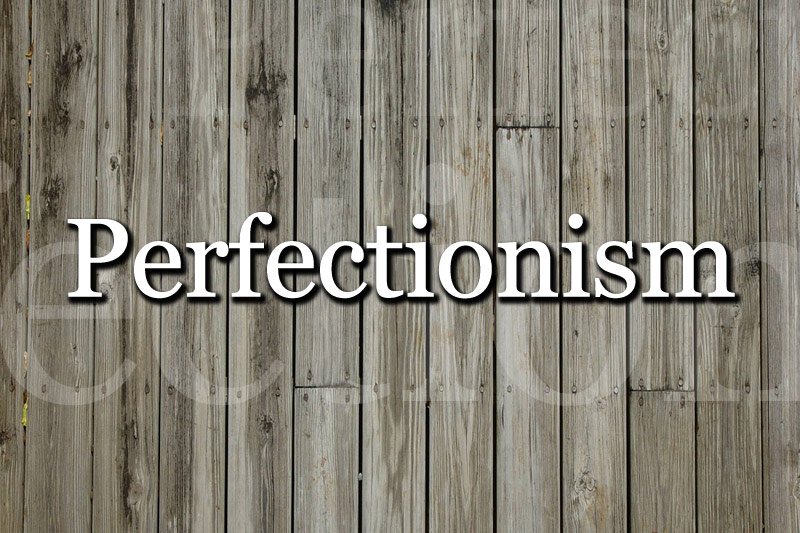 perfectionism Perfectionism is often seen as a positive trait that increases your chances of success, but it can lead to self-defeating thoughts or behaviors that make it harder to achieve goals it may also.