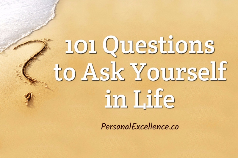 Questions to ask someone about their life
