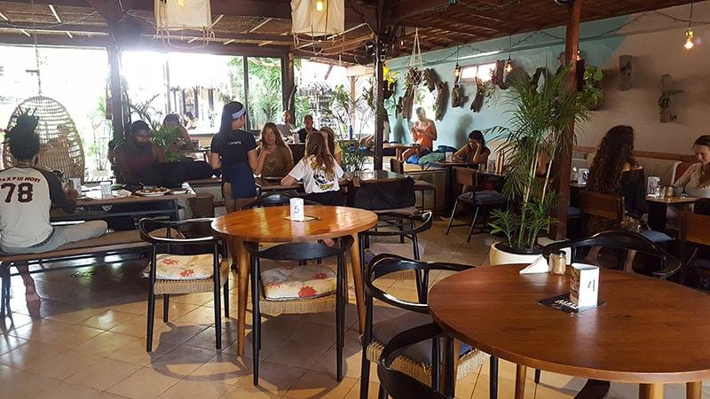 Ubud: Sayuri Healing Food, Interior