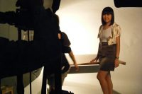 Simply Her Photoshoot (July 2010): Celes posing