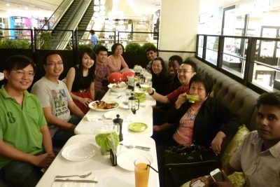 PE readers meetup in Kuala Lumpur