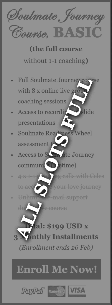 Soulmate Journey Course, Basic