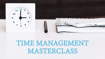 Course Card: Time Management Masterclass