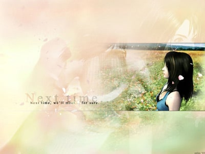 Wallpaper: Rinoa Heartilly from Final Fantasy 8