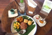 Ubud: Warung Sopa. Nasi Campur