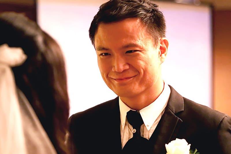 Ken smiling